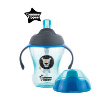 Load image into Gallery viewer, [Tommee Tippee] Explora 2-Stage Easy Drinking Cup - Not Too Big (Blue)