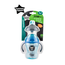 Load image into Gallery viewer, [Tommee Tippee] Explora 2-Stage Easy Drinking Cup - Not Too Big (Blue Packaging)