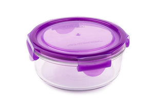 [Weangreen] Meal Bowls Single - Not Too Big (Purple)