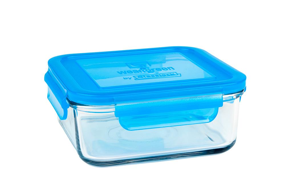 [Weangreen] Meal Cubes Single - Not Too Big (Blue)