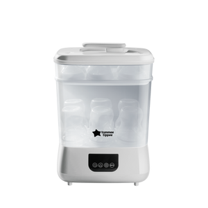 [Tommee Tippee] Electric Steriliser & Dryer White - Not Too Big