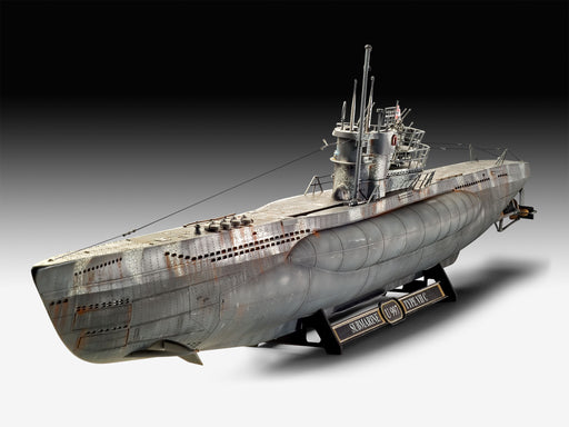 German Submarine Type VII C/41 1/72 (Limited Edition) - Hobbyhjørna