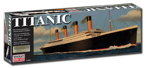 Deluxe Titanic med photo etched 1/350