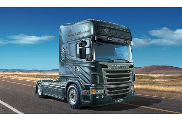 1:24 SCANIA R620 TOPLINE NEW R SERIES