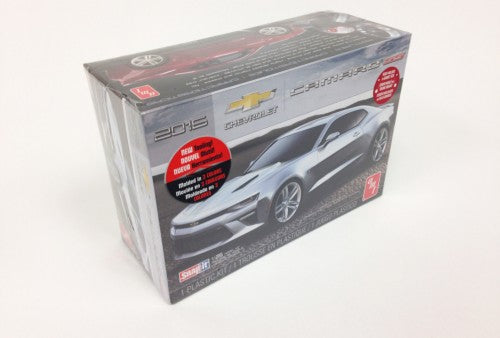 2016 CHEVY CAMARO SS SNAP KIT (RED) 1:25 - Hobbyhjørna