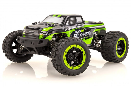 Slayer MT 1/16th 4WD Electric MT - Green