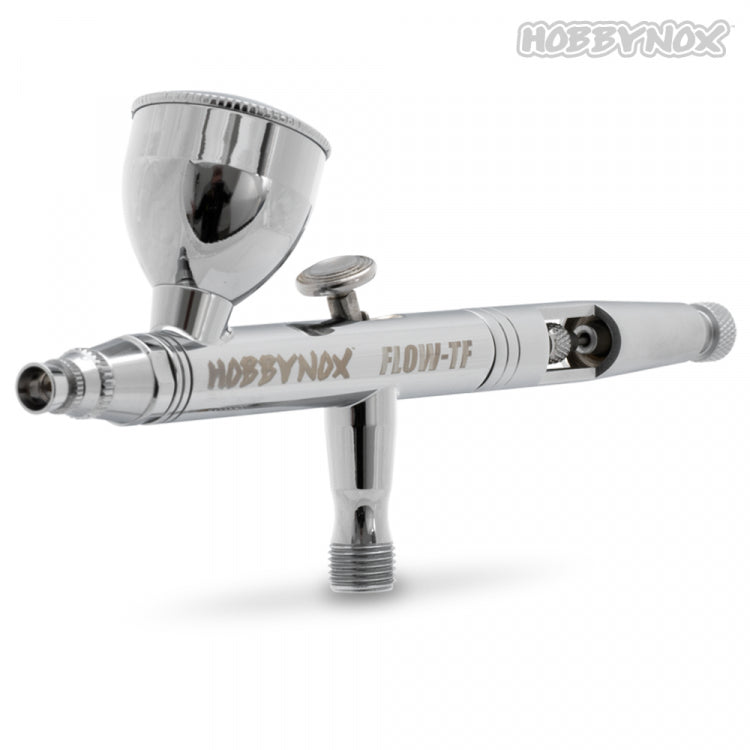 FLOW-TF Airbrush Top Feed 0.3/0.5/0.8mm 2/5/13cc 1.8m Slange