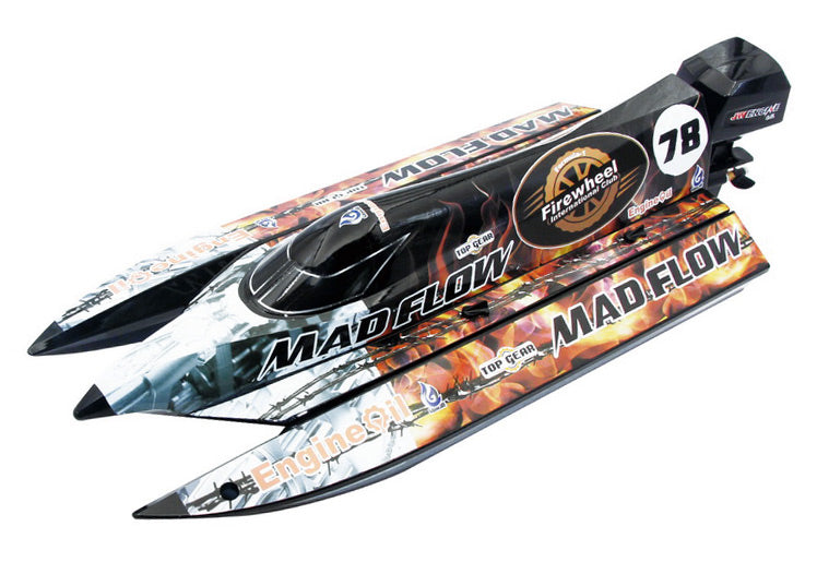 Mad Flow V3 F1 Katamaran Brushless & Li-Po RTR