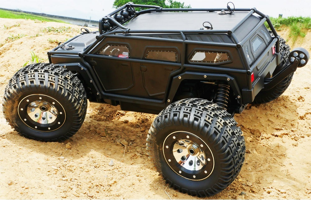 Thunder Tiger K-ROCK MT4 Monster Truck 1/8 4x4 RTR - Hobbyhjørna