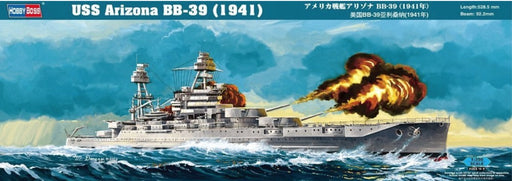 USS Arizona BB-39 1/350 - Hobbyhjørna