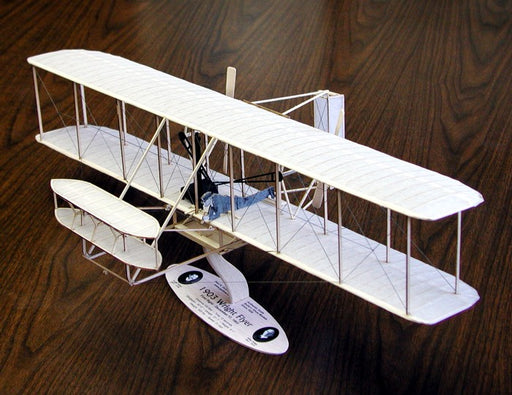1903 Wright Flyer 1:20 - Hobbyhjørna