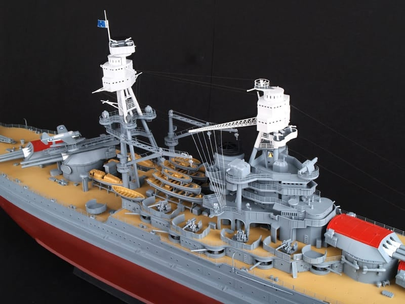 Trumpeter USS Arizona 1/200
