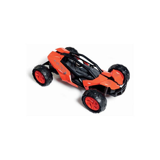 BUGGY RC 1:14 RTR 2,4 G NIMH ORANGE/SORT-USB LADE - Hobbyhjørna