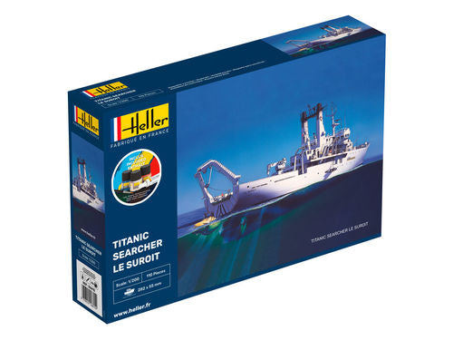 Titanic Searcher 1:200 (Heller)