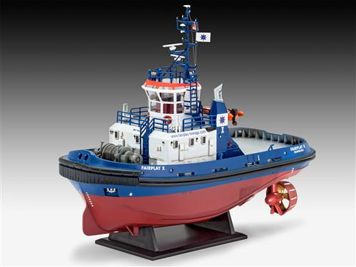 Harbour Tug Boat Fairplay I, 1/144 - Hobbyhjørna