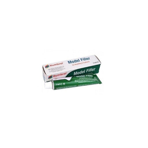 MODEL FILLER PLASTISK I TUBE 31ML - Hobbyhjørna