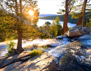 Eagle Falls, Lake Tahoe