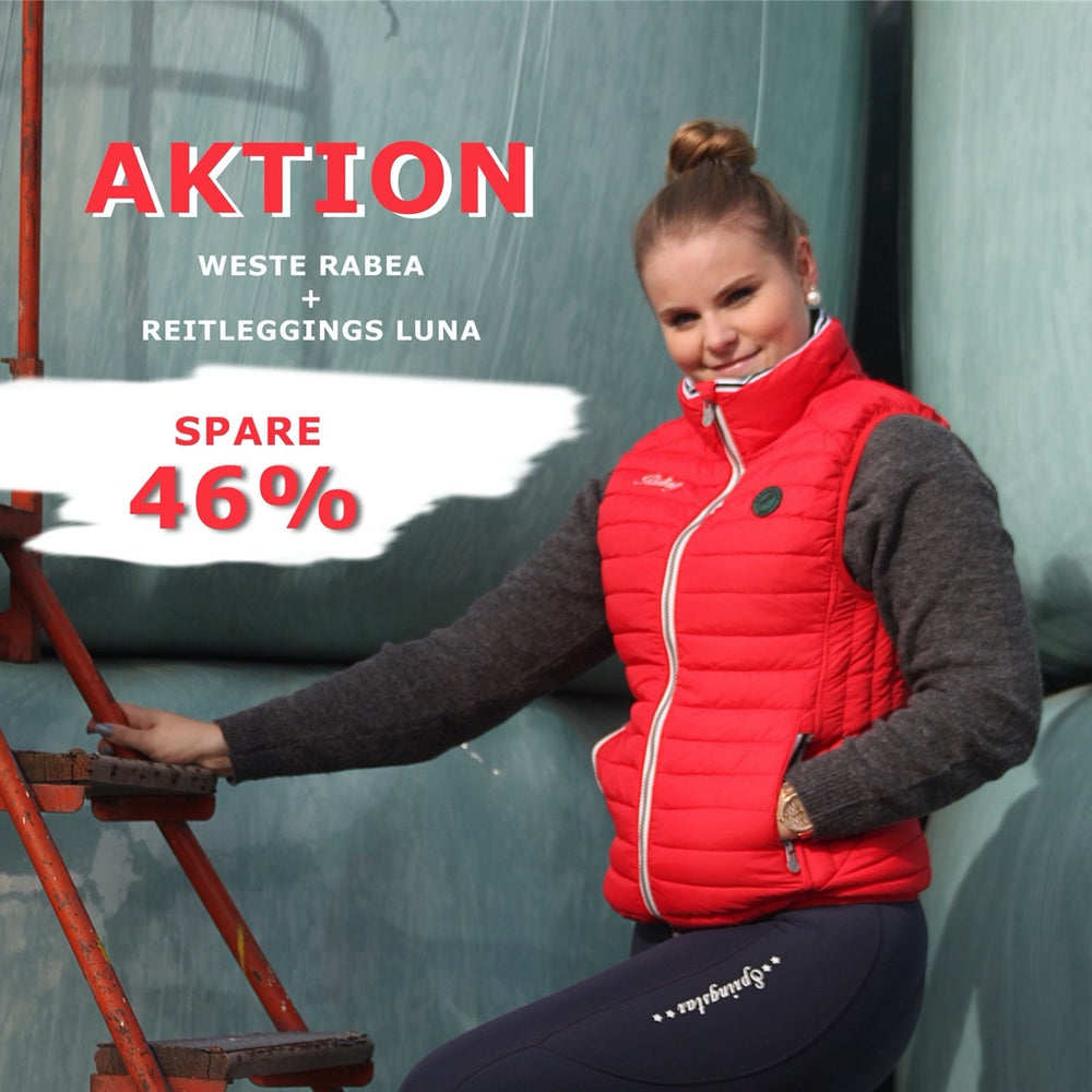 Aktion: Set: Reitleggings