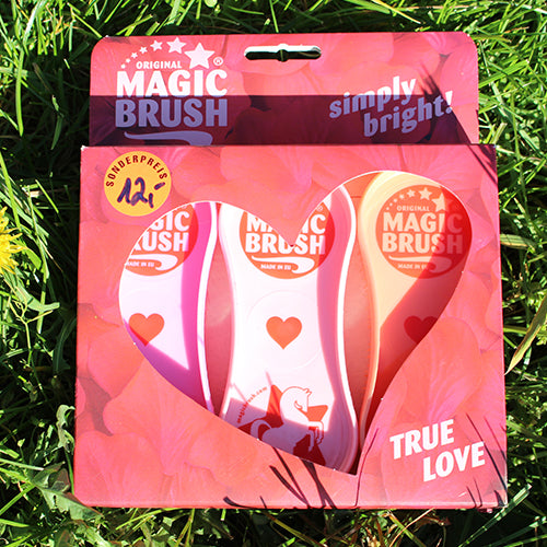 MAGIC BRUSH Bürsten Set