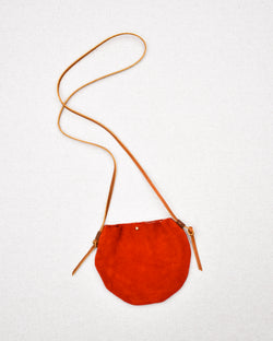 Holly Suede Purse