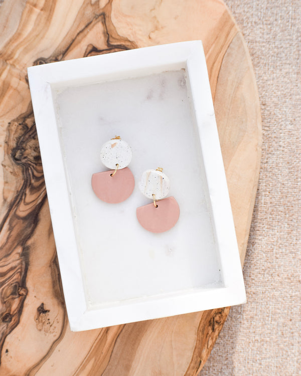 Jude Clay Earring