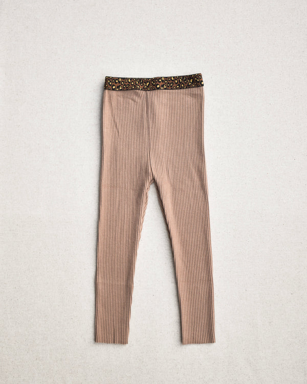 Coffee Lover Ribbed Pants (4334960312410)