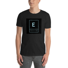 Load image into Gallery viewer, Electrons Edge Black Logo T-Shirt