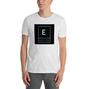 Electrons Edge Black Logo T-Shirt