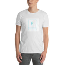 Load image into Gallery viewer, Electrons Edge White Logo T-Shirt