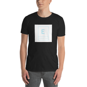 Electrons Edge White Logo T-Shirt