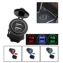 Load image into Gallery viewer, High Quality Dual Port USB 2.0 Car Charger