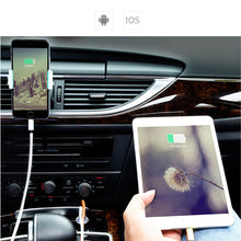 Load image into Gallery viewer, Dual USB Quick Car Charger QC 3.0  5V, 2.4A