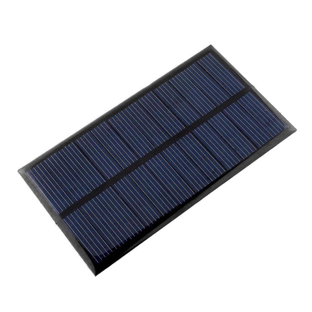 Solar Panel 6V for for Solar System Power 1W Chargers Cell Phone