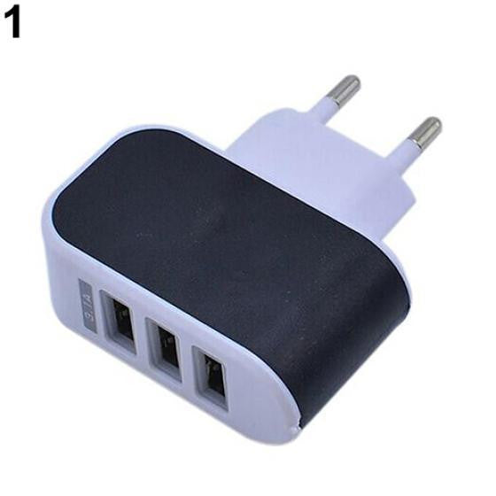 EU USB 2.0 Universal Travel Charger