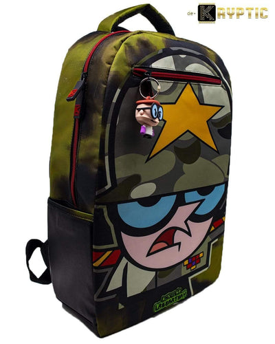 deKryptic x Dexter's Laboratory™ - The General Augmented Reality Backpack
