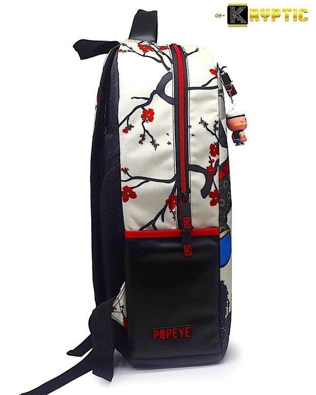 deKryptic x Popeye - Samurai Augmented Reality Backpack