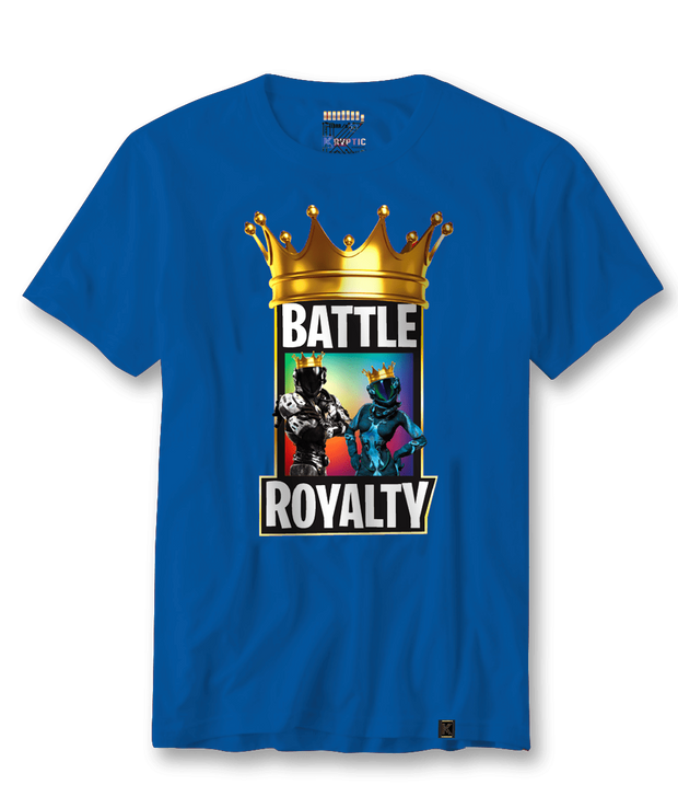 Battle Royal Tee-Shirt-deKryptic