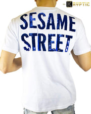 deKryptic x Sesame Street® - Cookie Monster Sequined T-Shirt