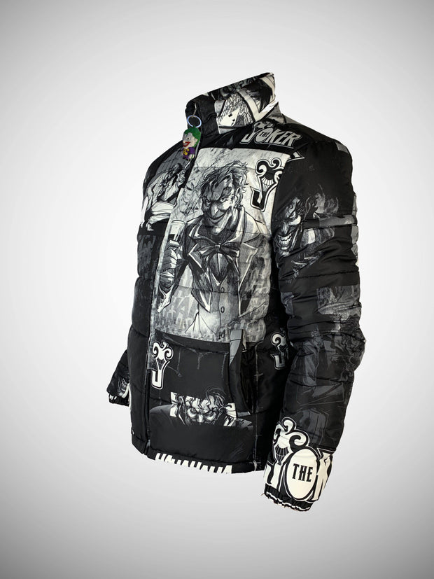 deKryptic x The Joker™ - Insanity - Bubble Jacket