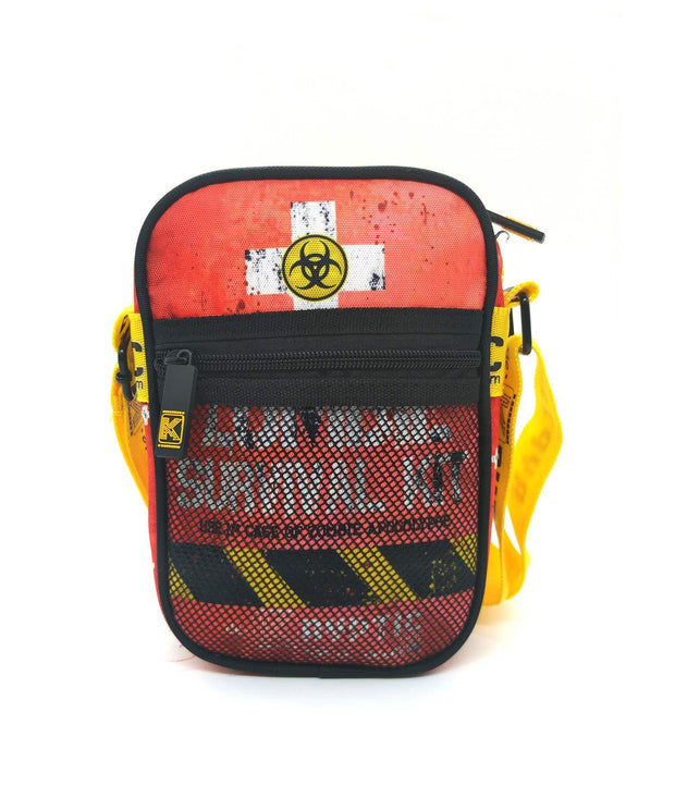 Night Of The Living Dead™ Zombie Survival Augmented Reality Crossbody Bag - de•Kryptic