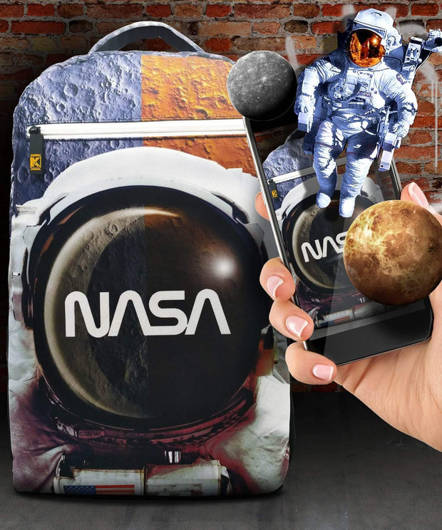 NASA™ Mars & Moon Mission Augmented Reality Backpack