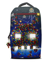 Rubik's Invaders Augmented Reality Backpack - de•Kryptic