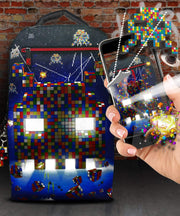 Rubik's Invaders Augmented Reality Backpack