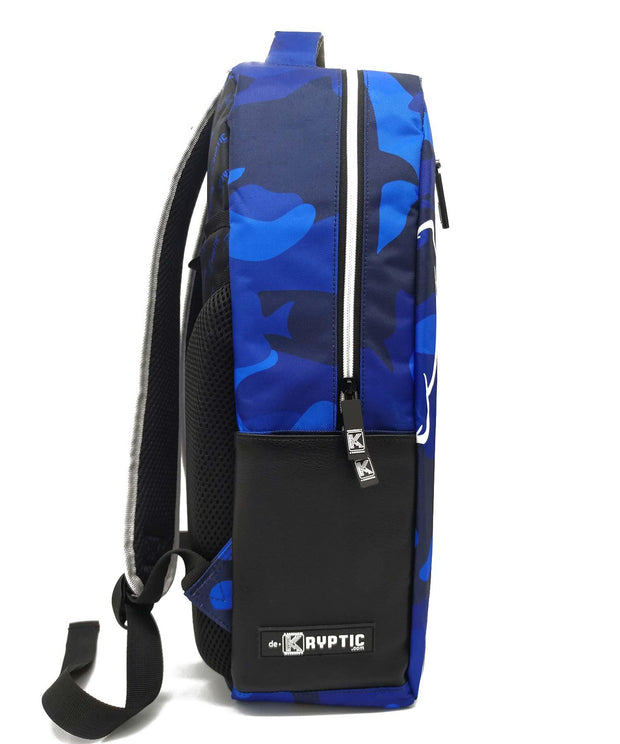 Popeye™ Shark Camo Augmented Reality Backpack - de•Kryptic