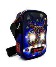 Rubik's Invaders Augmented Reality Cross Body Bag - de•Kryptic
