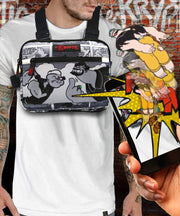 Popeye™ vs Brutus Augmented Reality Chest Bag