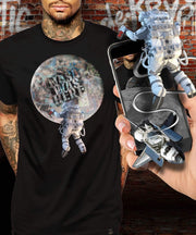 NASA™ Astronaut Vandal Augmented Reality T-Shirt