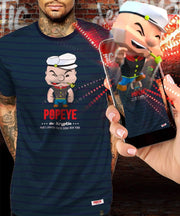 Popeye™ x deKryptic Collectible Augmented Reality T-Shirt