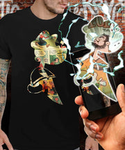 Popeye™ The Sailor Vintage Augmented Reality T-Shirt