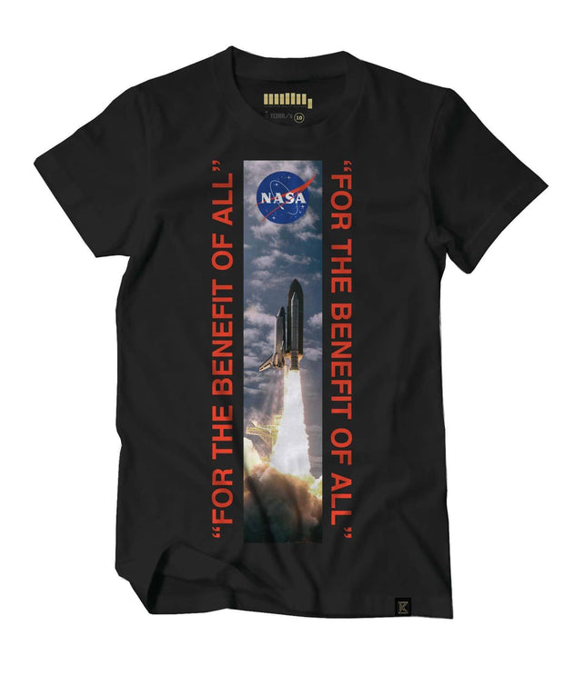 NASA™ For The Benefit Of All Augmented Reality T-Shirt